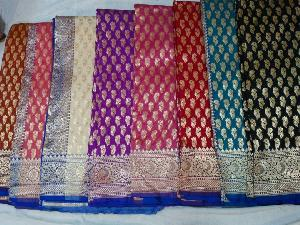 Georgette Silk Saree 10