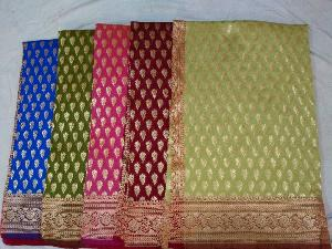 Georgette Silk Saree 12