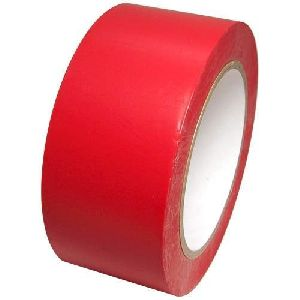 Red PTFE Resin Tape