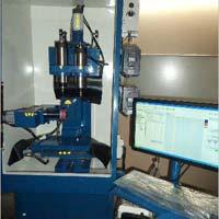 5 Axis CNC Vertical Acrylic Bangle Cutting Machine