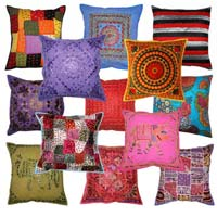 Handloom Cushion Covers