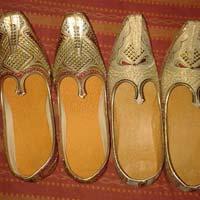 Mens Leather Juttis