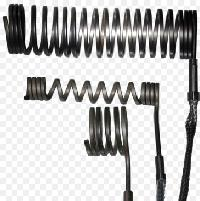 Electrically Heated Coils
