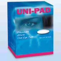 Disposable Sterile Non Adherent Oval Eye Pad
