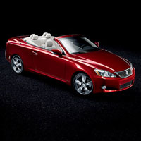 Lexus IS-Convertible