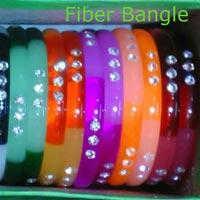 Fiber Bangles