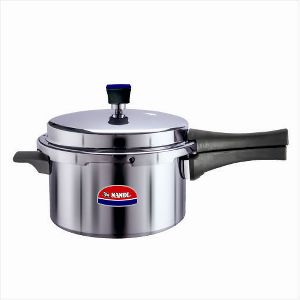 Nandi Aluminium Pressure Cooker