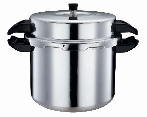Nandi Big Aluminium Pressure Cooker
