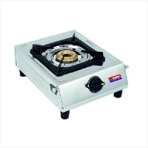 Nandi Single Burner Stainless Steel Gas Stove