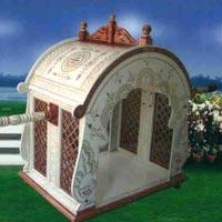 Hut Type Wooden Palki
