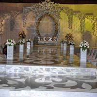 Wedding Leather Panels