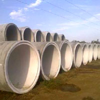 RCC Hume Pipes Flush Joint Type