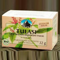 Tulasi Herbal Tea 01