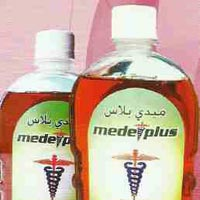 Mede Plus Antiseptic Disinfectant in Bottle