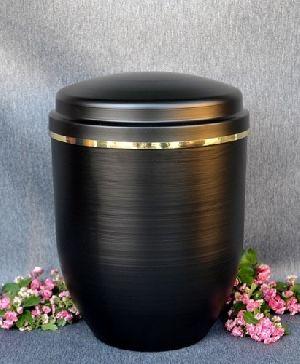 188196 Beautiful Brass Metal Cremation Urn