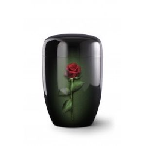 188235 Beautiful Metal Cremation Urn