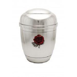 188261 Beautiful Metal Cremation Urn