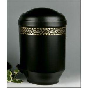188312 Designer Brass Metal Cremation Urn