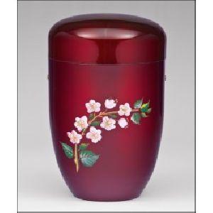 188320 Designer Brass Metal Cremation Urn