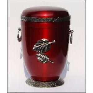 188340 Designer Brass Metal Cremation Urn