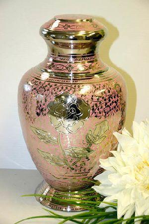 18845 Brass Ashes Urn