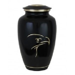 Beautiful Brass Cremation Urn
