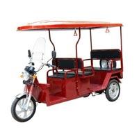 Solar Battery Rickshaw 02
