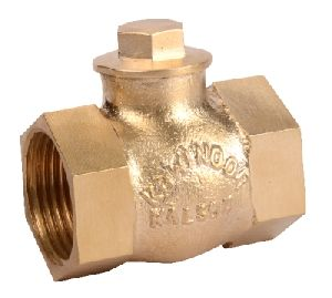 Kohinoor Brass Horizontal Check Valve