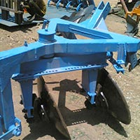 Outomatic Reversible Disc Plough