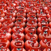 LPG Gas Cylinder