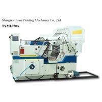 Automatic Foil Stamping Machine (TYML750A)