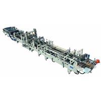 Automatic Gluing Machine (ZH1000B)