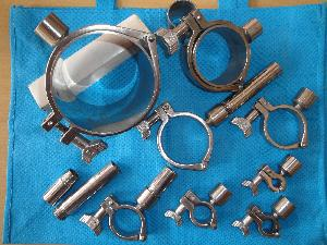 Pipe Holding Clamp 01