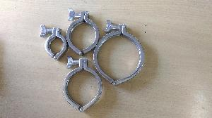 SS Heavy Duty Tri Clover Clamps