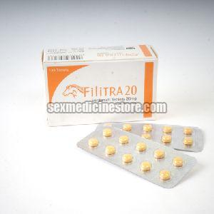 Filitra 20 mg Tablets