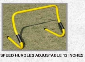 12 Inches Speed Hurdles