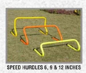 6,9 & 12 Inch Speed Hurdles