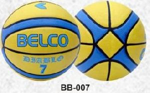 BB-007 - Diablo Basketbal