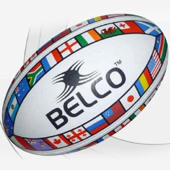 Flag Rugby Balls