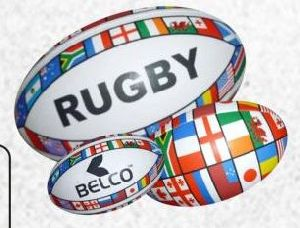 Flags Rugby Ball 01