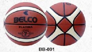 BB-001 - Platina Basketball