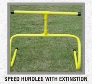 Speed Hurdles With Extinstion