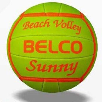 Sunny Volleyballs