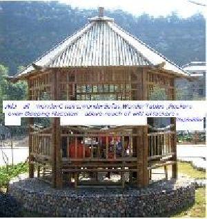Bamboo Gazebos 06