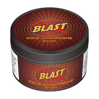25 gm Blast Cola Champagne Non Herbal Snuff