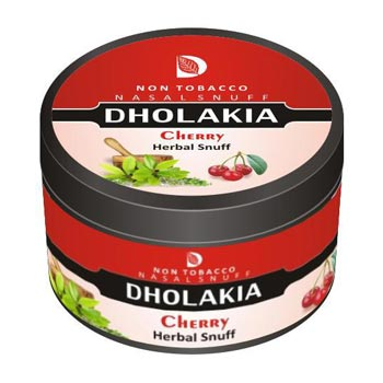 25 gm Dholakia Cherry Herbal Snuff
