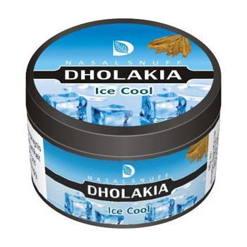 25 gm Dholakia Ice Cool Non Herbal Snuff