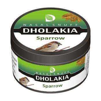 25 gm Dholakia Sparrow Non Herbal Snuff