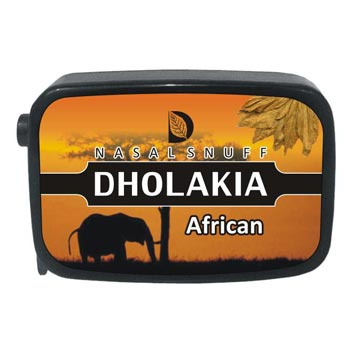 9 gm Dholakia African Non Herbal Snuff