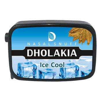 9 gm Dholakia Ice Cool Non Herbal Snuff